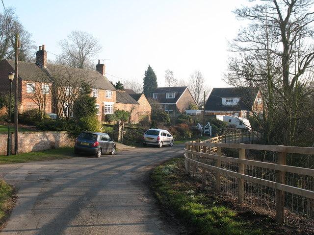 Cowthorpe village