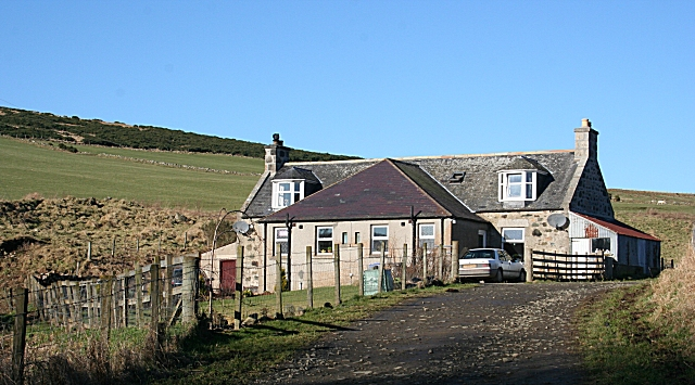 Mains of Cairnborrow Cottages