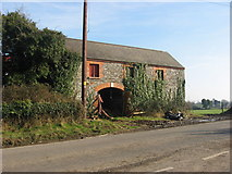 N9499 : Farm building at Phillipstown, Co. Louth by Kieran Campbell