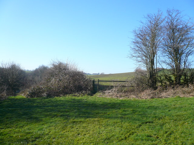 Leaving Stanley - Footpath and Stile View