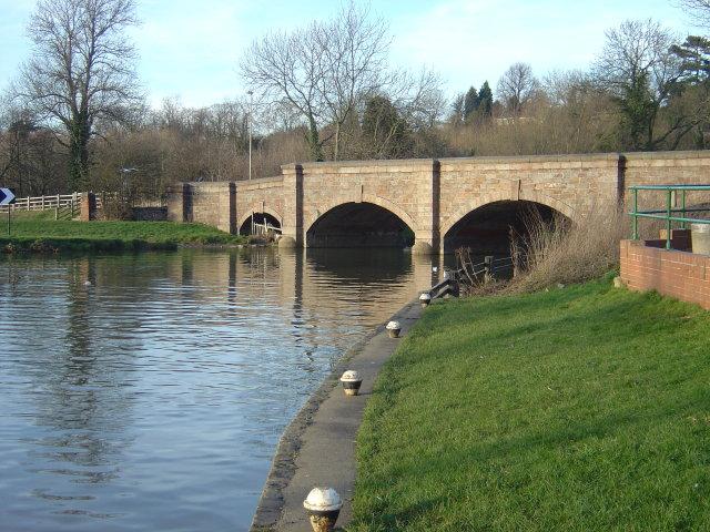 Barrow on Soar bridge