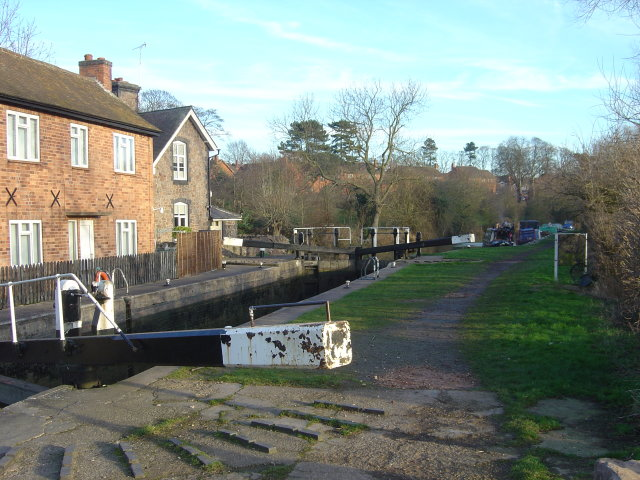 Barrow Lock