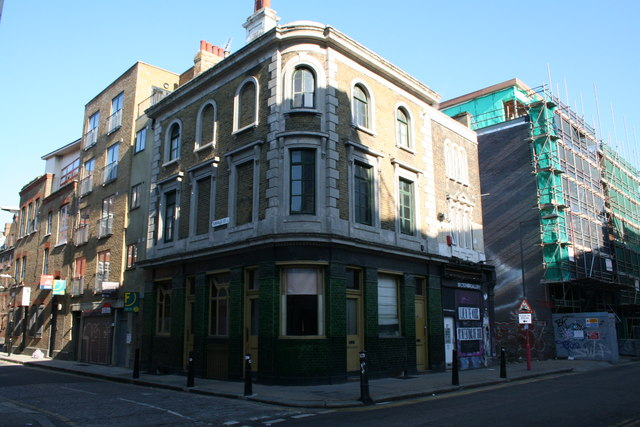 Another former pub in Shoreditch