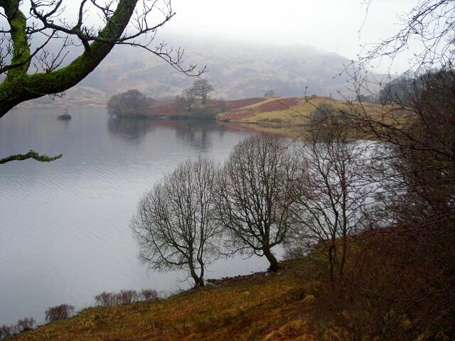 Small Bay on Loch Katrine