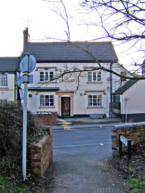 Hollybush, public house, Mitton Street