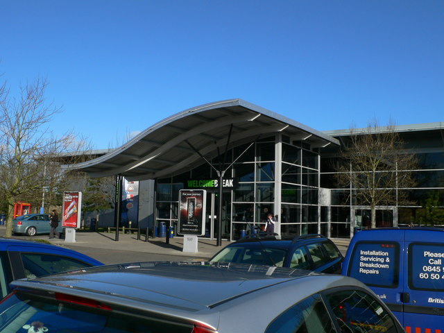 Hopwood Park Services