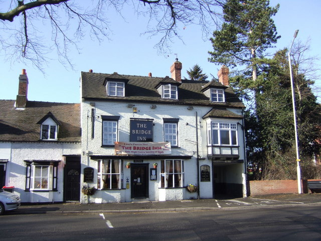The Bridge Inn, Newport, Salop