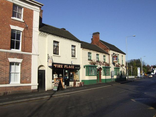 The Kings Head, Newport, Salop