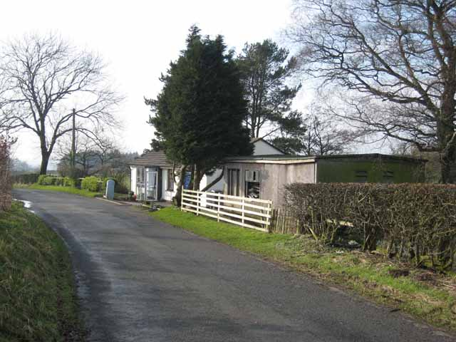 Bungalow near Stonygate