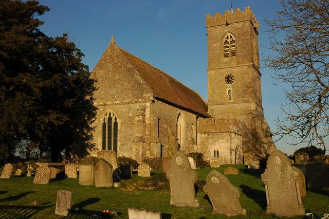 Longney Church