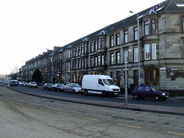 Greenock Road