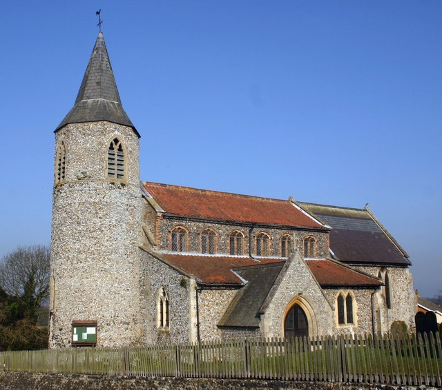 All Saints Church, Croxton