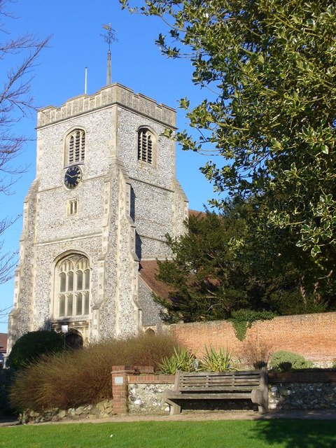 Leatherhead Parish Church