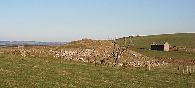 The Second Cairn at Cairnmore