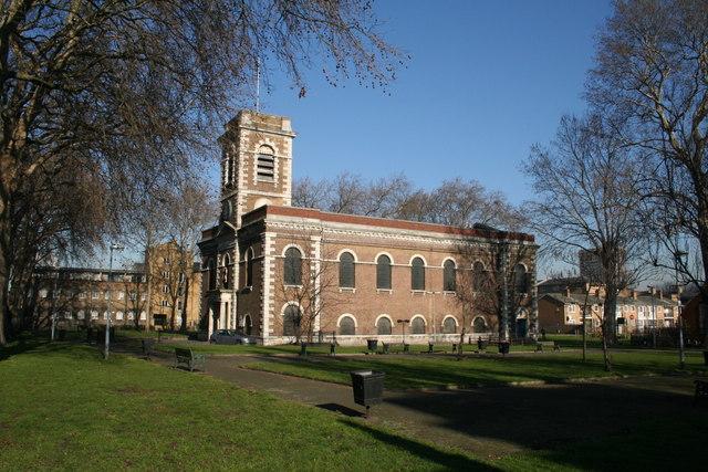 St. Matthew's Church, Bethnal Green