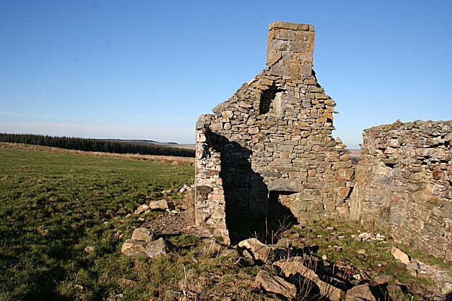 Ruined House at Cairnmore