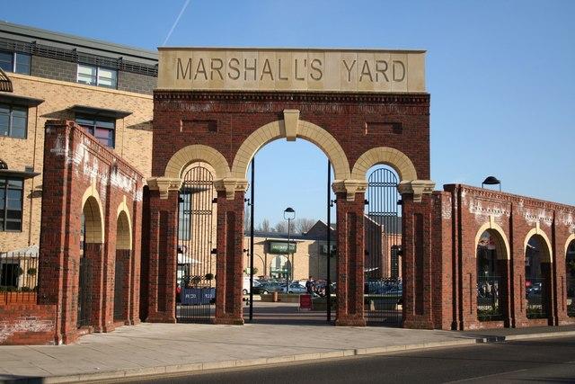 Marshall's Yard