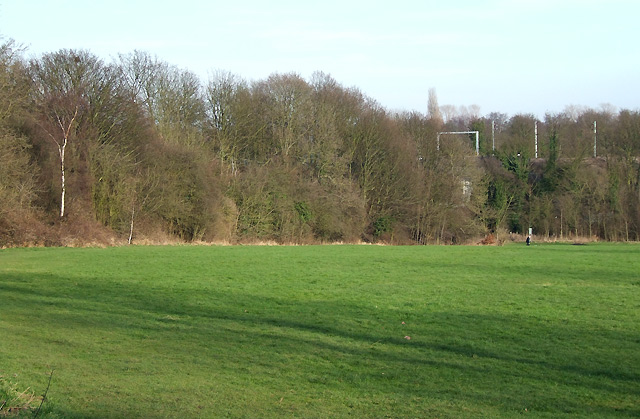 Parkland at  Aldersley, Wolverhampton