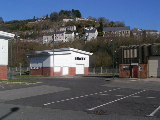 Llanhilleth Industrial Estate