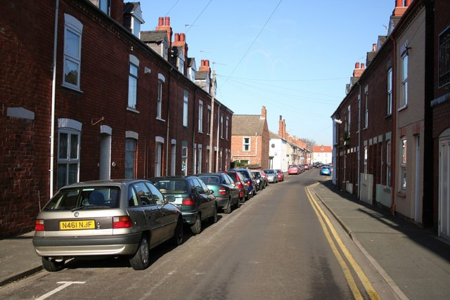 Hereward Street