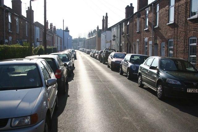 Hereward Street