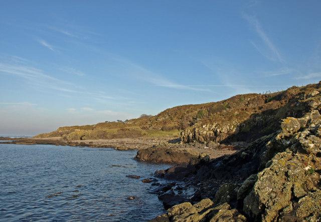 Shore at Drumbain