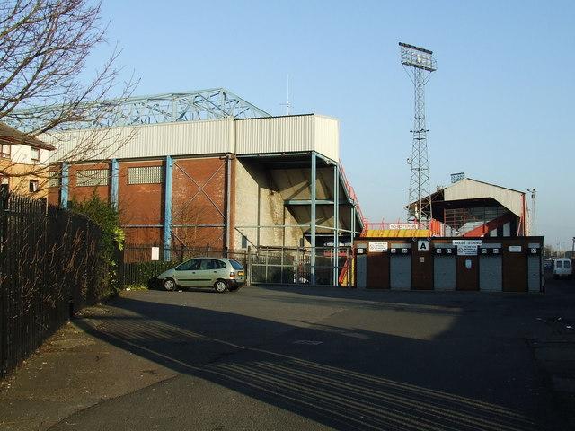 St Mirren Park