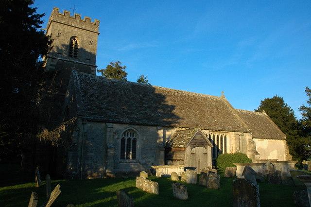 Elmore Church