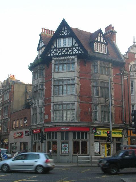 Pizza Hut, Kensington High Street, London W8