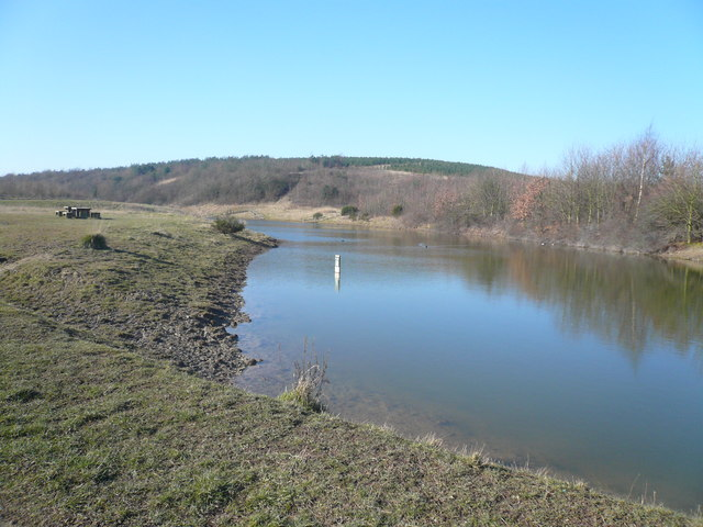 Silverhill Wood Country Park - Pond View
