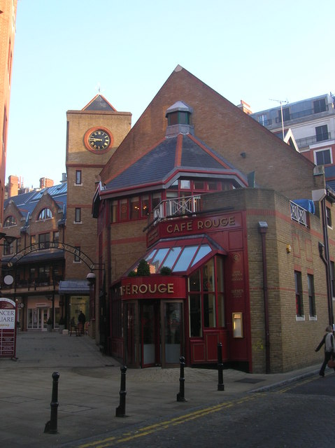 Cafe Rouge, Old Court Yard, London W8