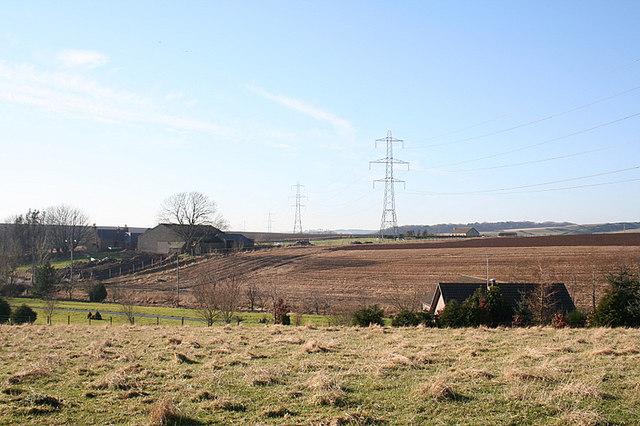 Burnside of Gourdas Farm
