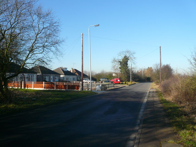 Silverhill Lane View