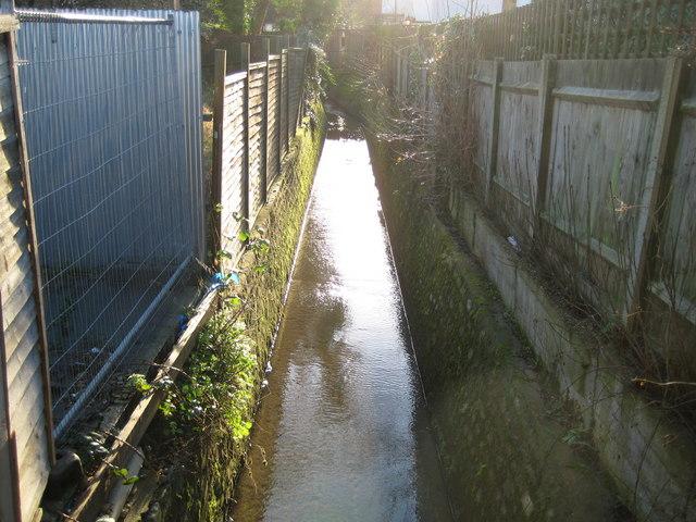 Pyl Brook in Benhilton