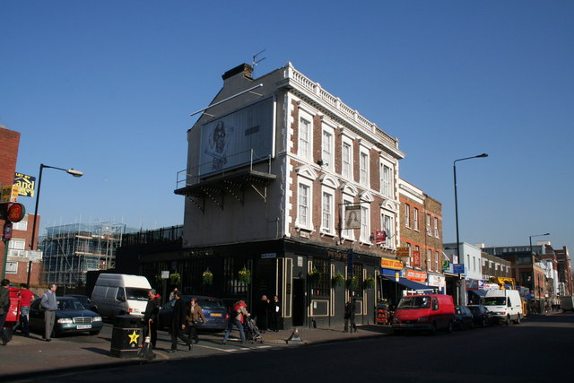 The 'Old George', Bethnal Green Road