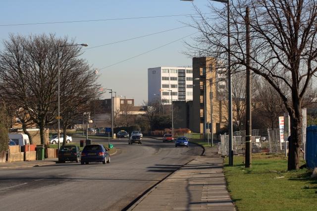 Millbank Lane