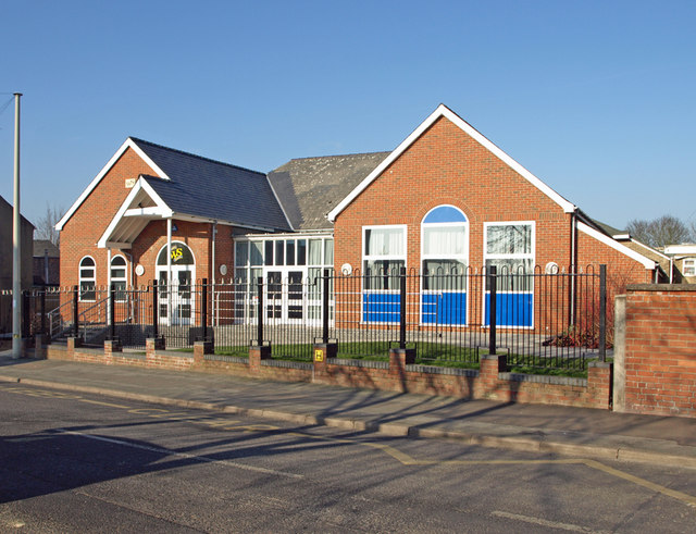 Westgate School, Lincoln