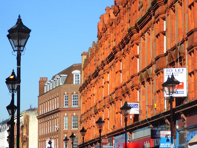 Queen Victoria Street, Reading