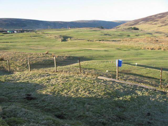 Leadhills golf course