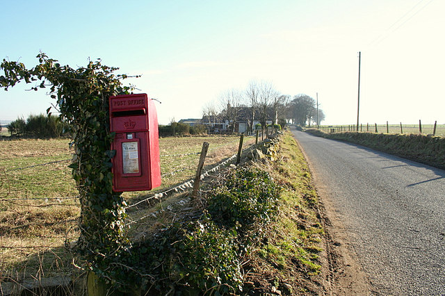 Postbox by Parkhill