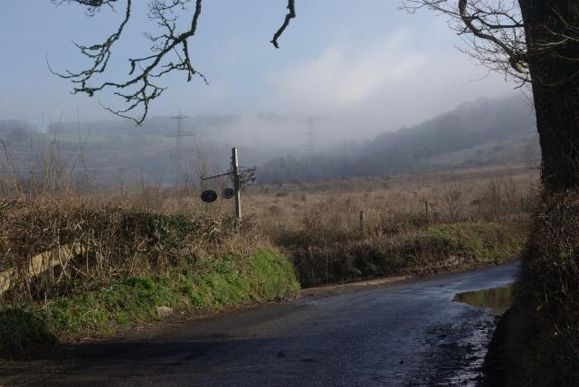Tick Lane, Doddiscombsleigh