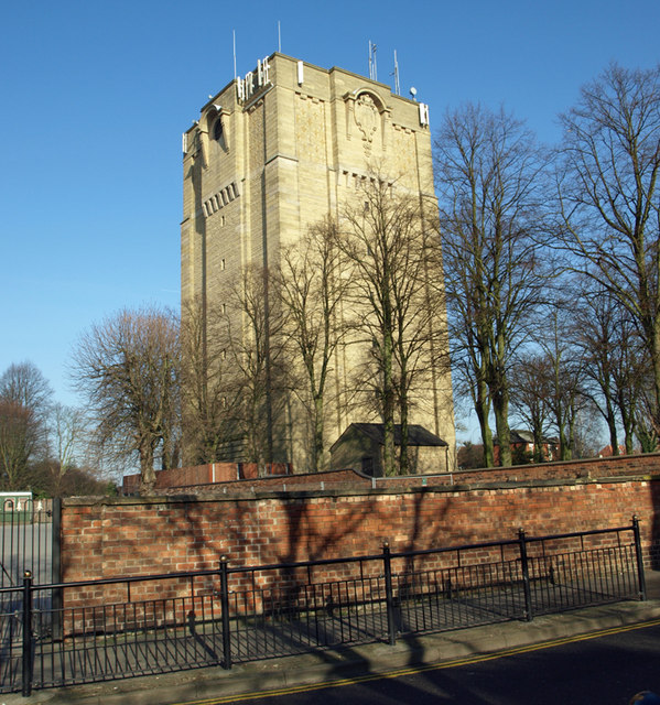 Water Tower, Lincoln