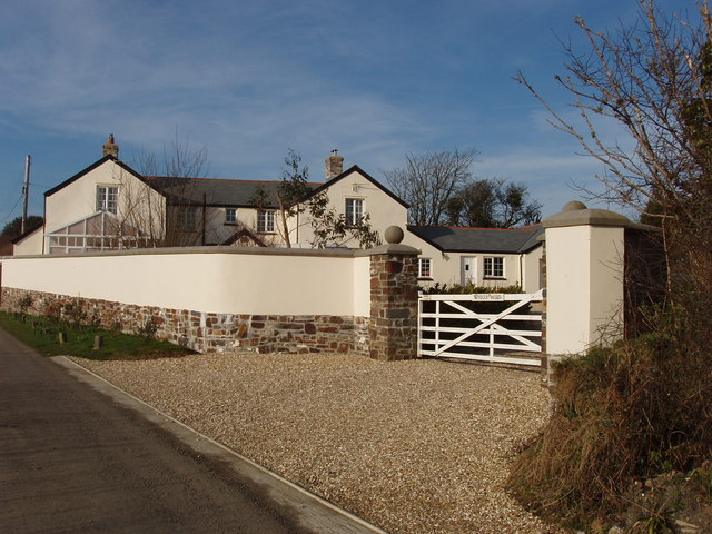 House near Gorvin Cross
