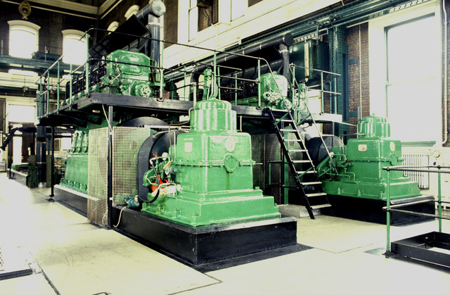 Western Pumping Station