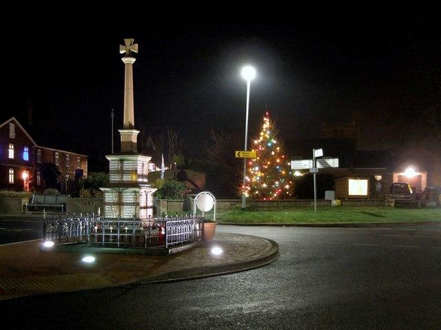 War Memorial, Bardney