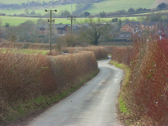 Smalldean Lane, Bradenham