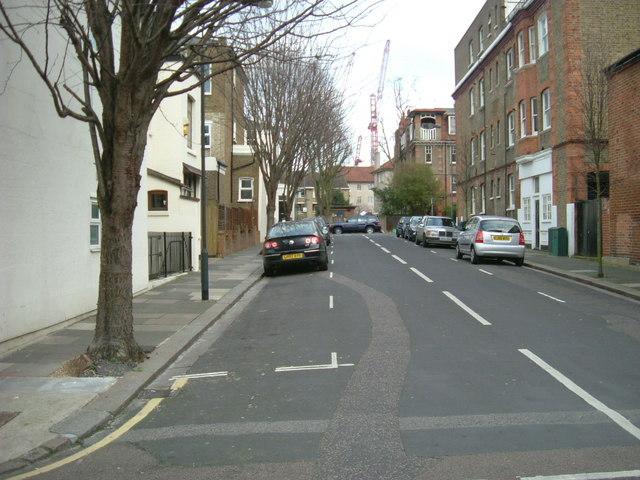 Swindon Street, W12