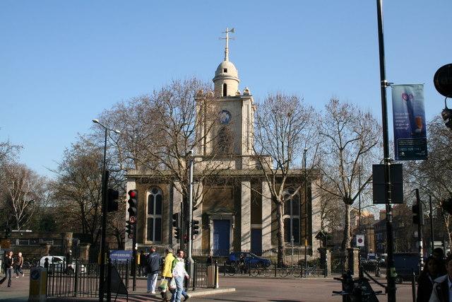 Church of St. John, Bethnal Green