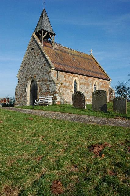 Knightwick Chapel