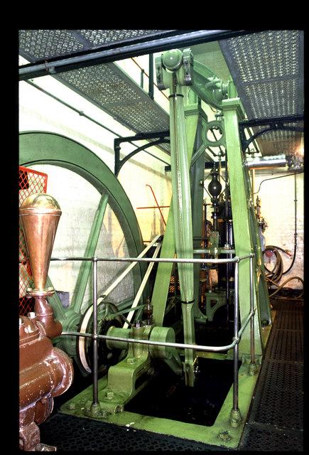 Ram Brewery beam engine